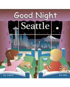 Board Book Good Night Seattle