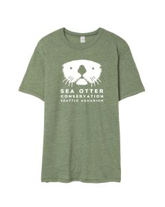 Adult Sea Otter Conservation Tee