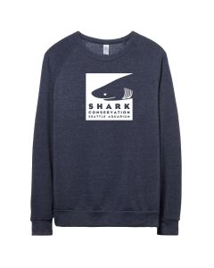 Adult Shark Conservation Sweatshirt