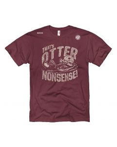 Adult Otter Nonsense Tee