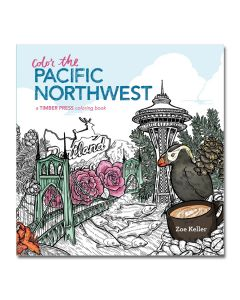 Pacific Northwest Coloring Book