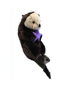 Jumbo Plush Sea Otter