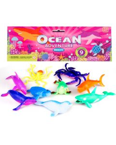 Bright Ocean Adventure PVC Polybag