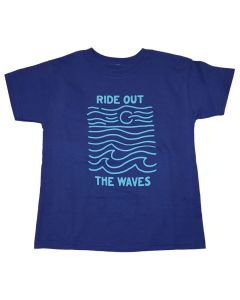Youth Ride Out Waves Shirt